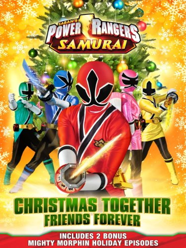 Power Rangers Samurai: Christmas Together, Friends Forever