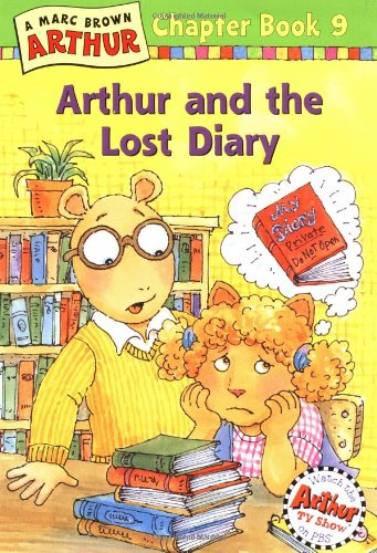 Arthur And The Lost Diary: An Arthur Chapter Book (Arthur Chapter Books)