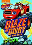 Blaze And The Monster Machines: Blaze Of Glory [DVD] by Michael Martines