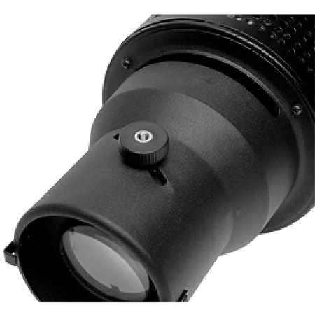 Snoot optique walimex de projection avec connexion universelle