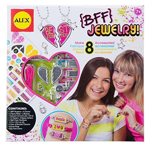 ALEX Toys Do-it-Yourself Wear BFF Jewelry Kit