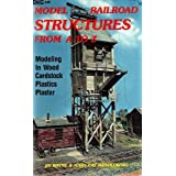 Model Railroad Structures from A to Z by Wesolowski, Wayne; Wesolowski, Mary Cay published by Carstens Pubns Paperback...