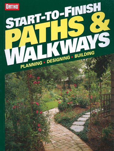 Start-to-Finish Paths  Walkways Ortho Books089721515X : image