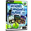 Mysteries, Mansions and Murder Triple Pack (PC DVD)