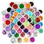 Lot de 80 pots de paillette bijoux on...