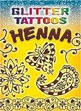 Anna Pomaska Glitter Tattoos Henna (Dover Tattoos)