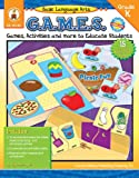 Lynette Pyne Basic Language Arts G.A.M.E.S.: Games, Activities, and More to Educate Students; Grade K