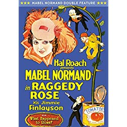 Mabel Normand Double Feature: Raggedy Rose (1926) / What Happened to Rosa