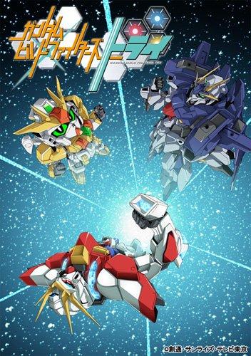 ガンダムビルドファイターズトライ Blu-ray BOX 2 (ハイグレード版)(初回限定生産)