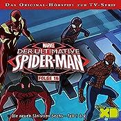 Der ultimative Spider-Man 16 | Gabriele Bingenheimer