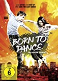 DVD Cover 'Born to Dance