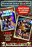 Grindhouse Double Shock Show (Wars of the Robots / It's Alive)