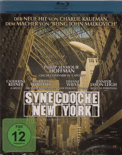Synecdoche New York - Blu-ray