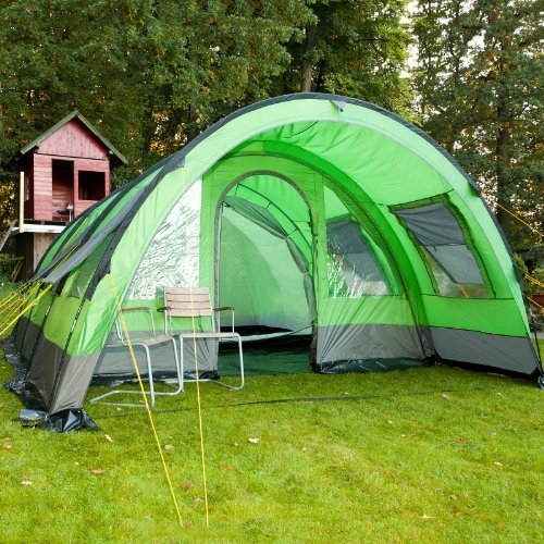 Tentes tunnel skandika helsinki tente de camping for Tente cuisine camping