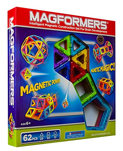 Magformers 62 Piece Set front-38658
