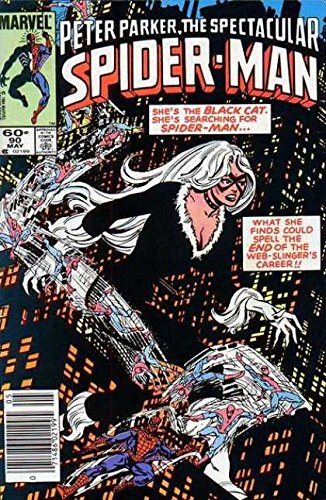 Peter Parker, The Spectacular Spider-Man #90 (Where, Oh Where Has My Spider-Man Gone...?)