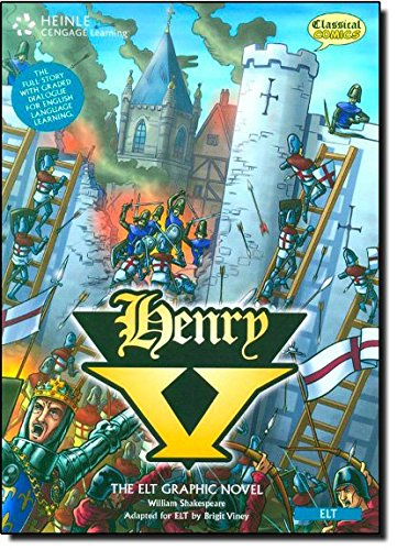 Henry V: Classic Graphic Novel Collection