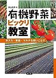 有機野菜ビックリ教室: 米ヌカ・育苗・マルチを使いこなす -