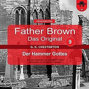 Der Hammer Gottes (Father Brown - Das Original 9) Hörbuch