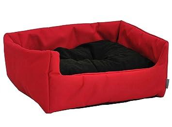 panier pour chien et et chat aruba taille m rouge animalerie rouge animalerie m303. Black Bedroom Furniture Sets. Home Design Ideas