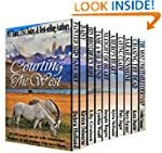 Courting the West: A Boxed Set of Ten...