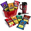 Berres Brothers Coffee Roasters Small Signature Gift Basket 25 Pound Basket