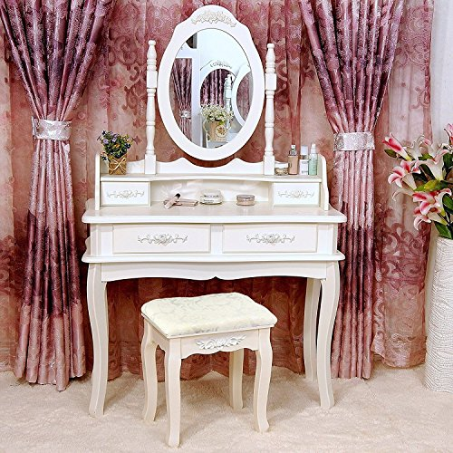 Bathroom Vanities With Makeup Desk Home Furniture Design
