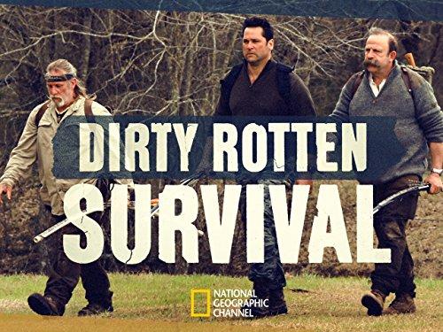 Dirty Rotten Survival Season 1