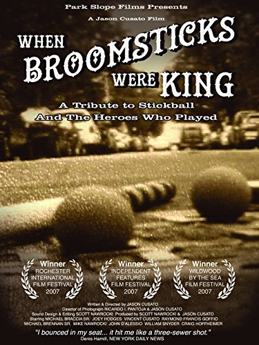 When Broomsticks were King