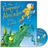 Emperor of Absurdia Book and CD Pack (Book & CD)by Chris Riddell