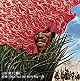 Merry Christmas and Happy New Year by Jimi Hendrix (2010-11-28)