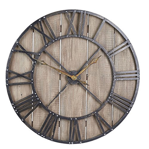 Household Essentials Large Oversized Decorative Rustic