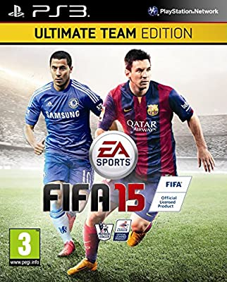 Fifa 15 by Electronic Arts