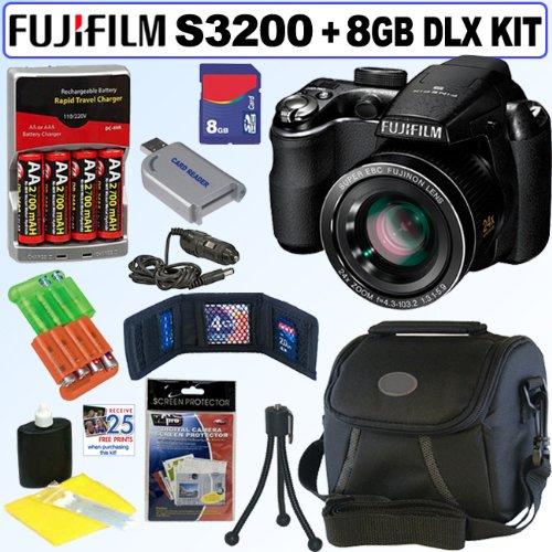 Fujifilm FinePix S3200 14 MP Digital Camera +