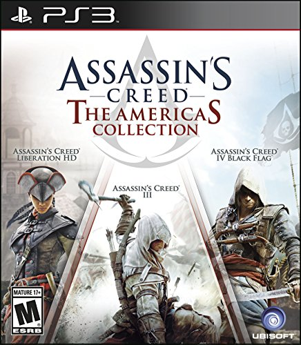Assassin's Creed: The Americas Collection - PlayStation 3 Standard Edition (Assassin Creed 3 Liberation compare prices)