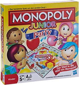 Monopoly 36887100 - Monopoly Junior (Neuauflage)