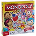 Monopoly 36887100 - Monopoly Junior Party, (Edition 2012)