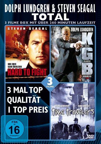 Dolph Lundgren & Steven Seagal TOTAL (3 Filme)