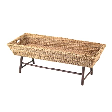 Padma's Plantataion Basket Coffee Table