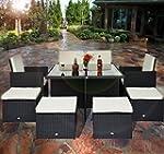 Rattan Garden Furniture Aluminium Out...