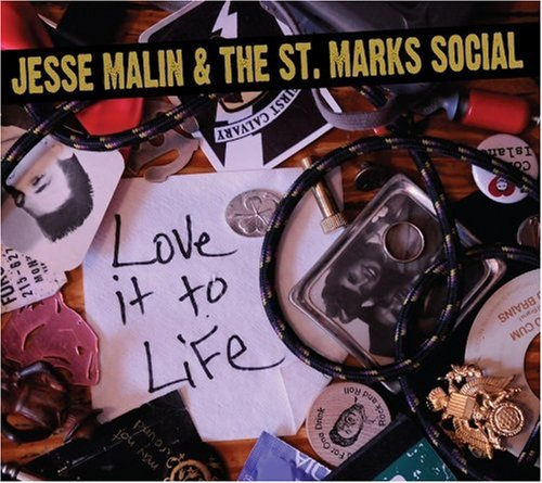 CrimsonRain.Com [Album] Jesse Malin - Love It To Life