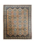 CarpeTrade Alfombra Persian Yalame (Marrón/Multicolor)