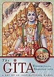 echange, troc  - The Gita Deck: Wisdom from the Bhagavad Gita