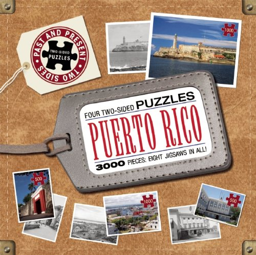 Past to Present Puzzles: Puerto Rico