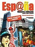 Espana manual de civilizacion - livre cd