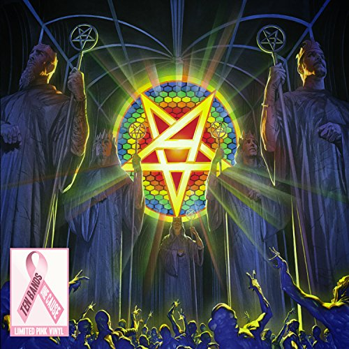 ANTHRAX - For All Kings (Pink Vinyl) - Zortam Music