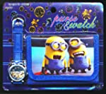Despicable Me 2 Children's Watch Wall...