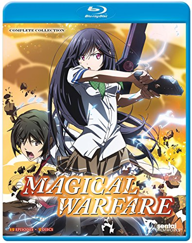 魔法戦争/ MAGICAL WARFARE: COMPLETE COLLECTION