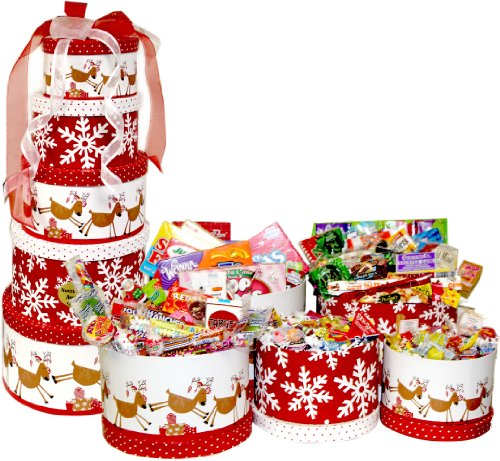 Mega Holiday Nostalgic Candy Tower