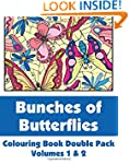 Bunches of Butterflies Colouring Book...
